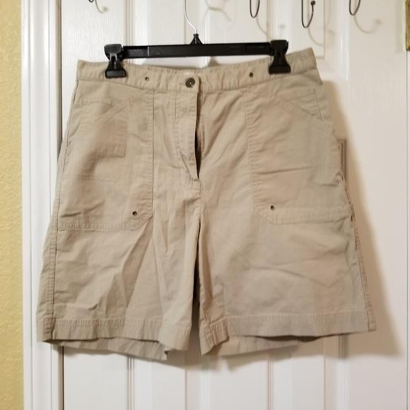 Christopher & Banks Pants - Christopher & Banks Ladies Stretch Shorts
